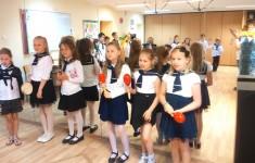 Wizyta uczniów klasy 3b w SOSW dla Dzieci Słabo Słyszących