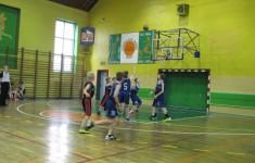 Mistrzostwa Szczecina chłopców klas IV w mini-koszykówce
