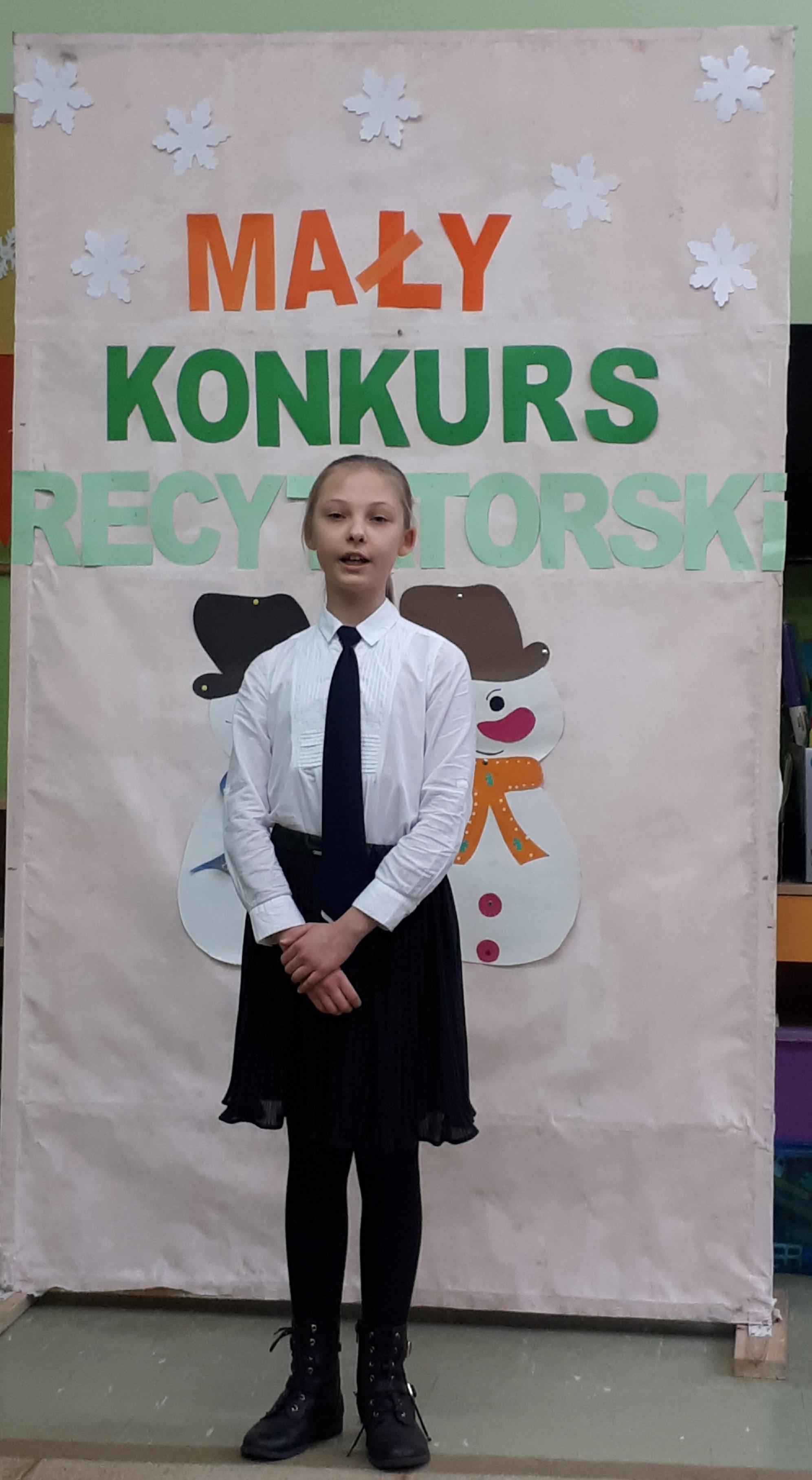 KONKURS RECYTATORSKI - 4