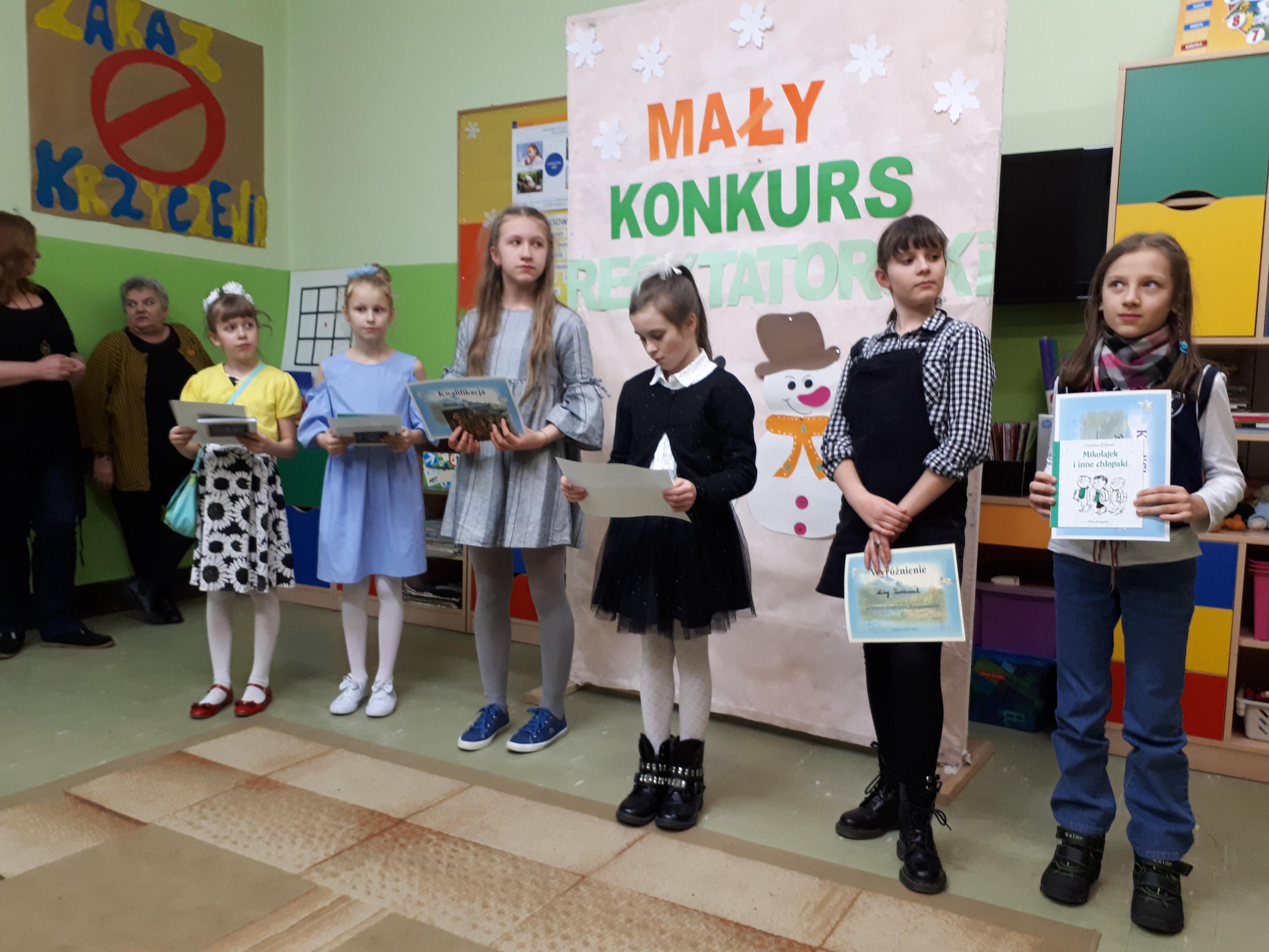 KONKURS RECYTATORSKI - 5