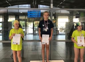 I Grand Prix Szczecina w pływaniu klas 4 i 5