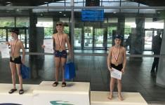 Mistrzostwa Szczecina w pływaniu dla dzieci Alsecco Cup